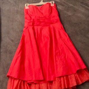 Like new hot pink Emerald Sundae dress